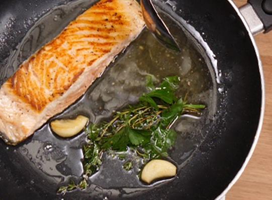 Cómo preparar el salmón perfecto
