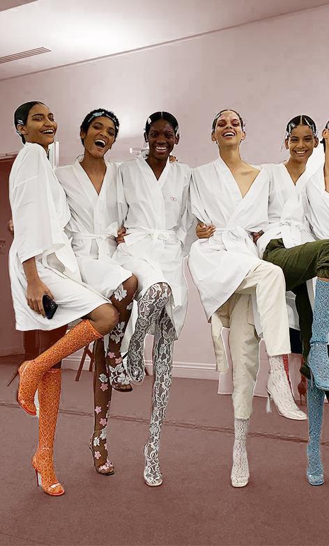 Las modelos dominicanas conquistan el mundo de la moda