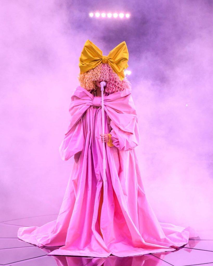 Sia en los Billboard Music Awards
