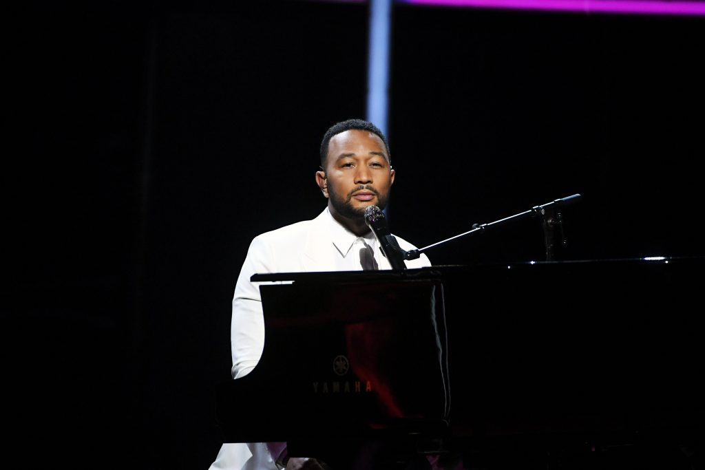 John Legend en los Billboard Music Awards