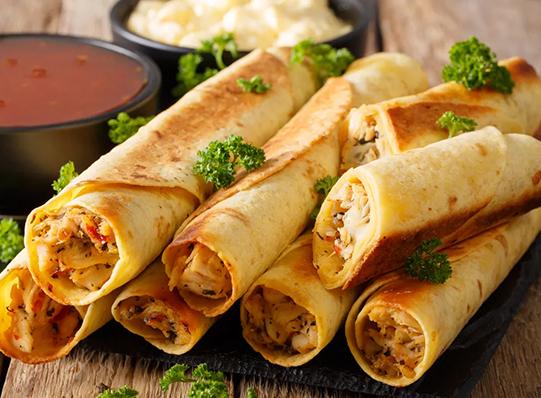 taquitos, fritos, pollo, chicken, taco, tacos, flauta, dorado, dorados, mexican, mexico, mexicano, mexicana