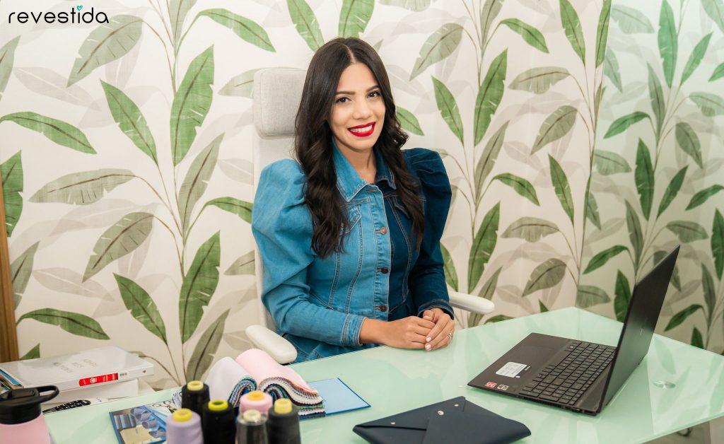 Mabel Damirón, Reciclaje, moda sostenible