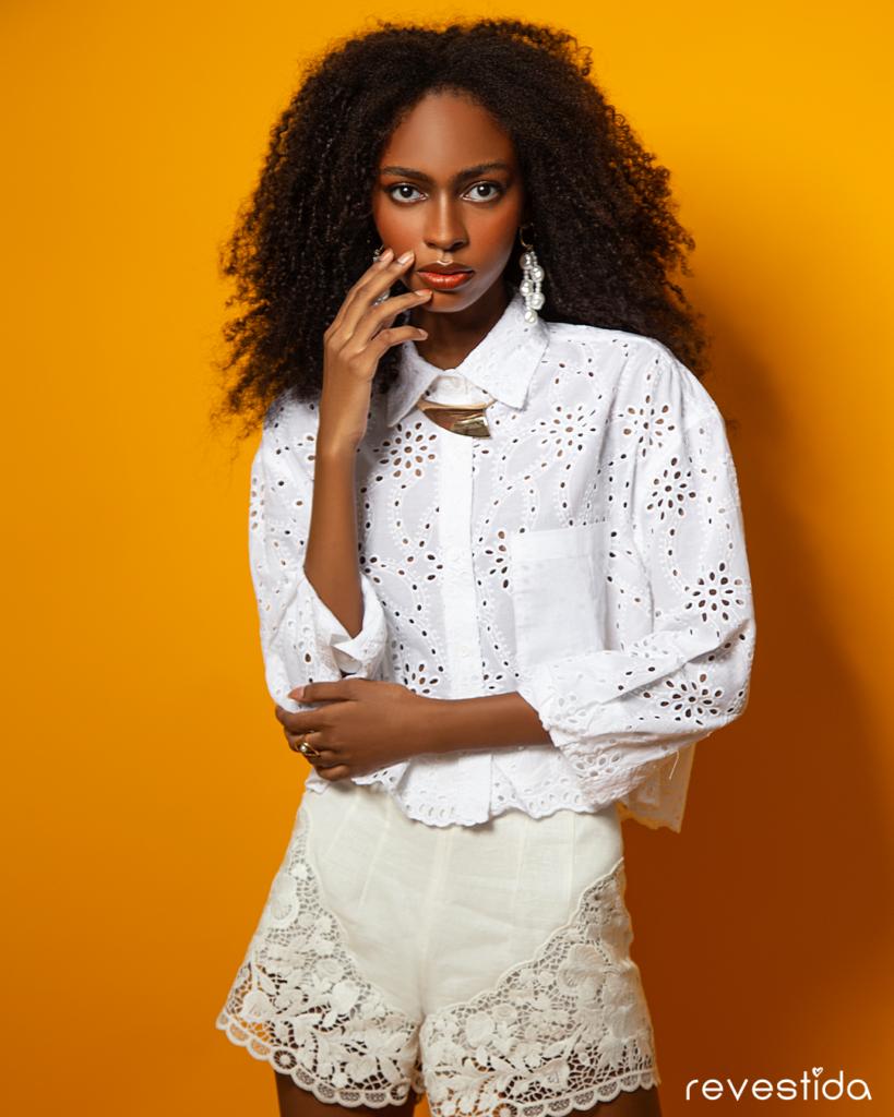 top model dominicana, ossygeno, melanie y sharmin
