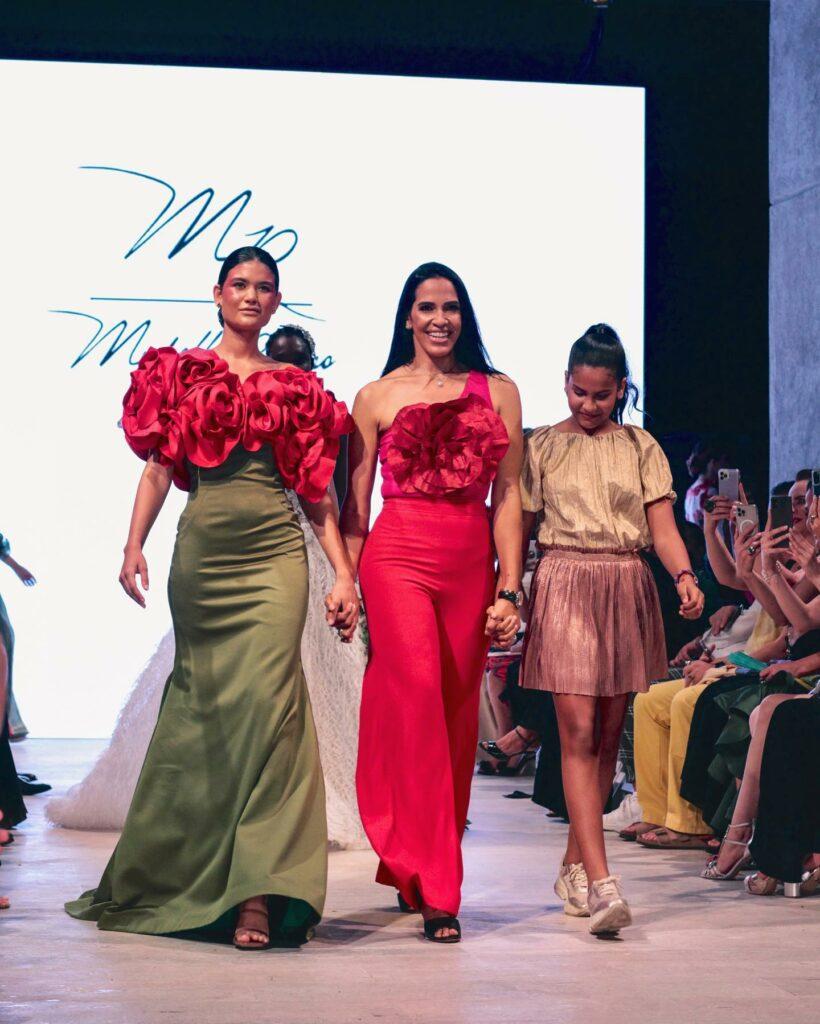 michelle reynoso la rosaleda rd fashion week